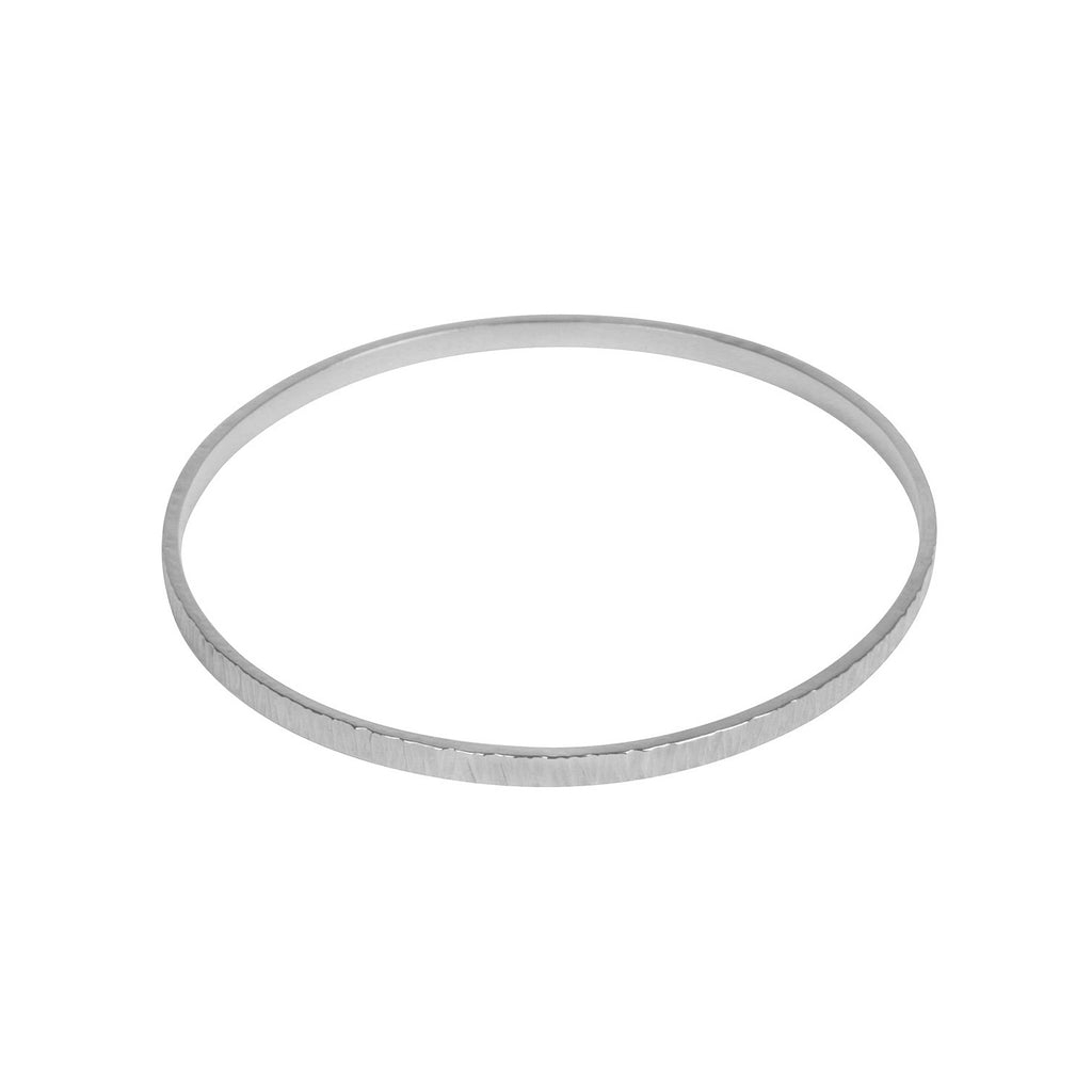Allied Silver Bangle