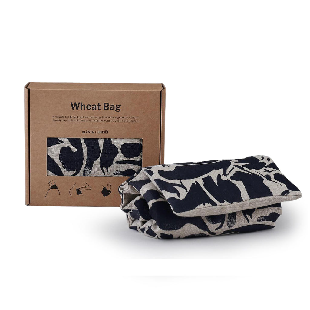 Heat/Pain Relief Wheat Bag - Navy