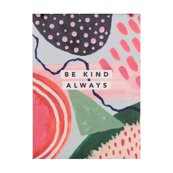 'Be Kind Always' Watercolour Art Print