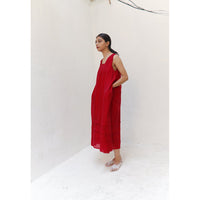 'Best Coast' Red Dress
