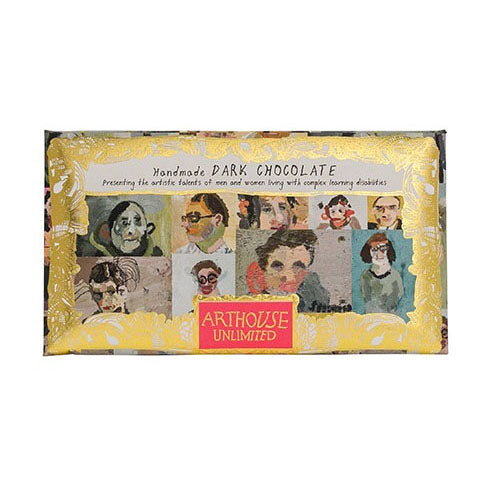 Portraits Handmade Dark Chocolate