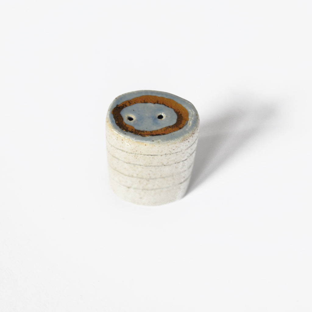 Ceramic Vase For Two Stems