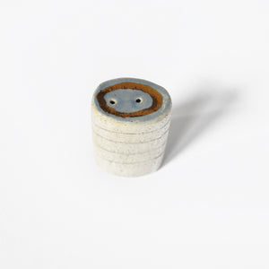 A decorative small vase/ornament by Dayle Green