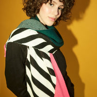 Geometric Graphic Scarf