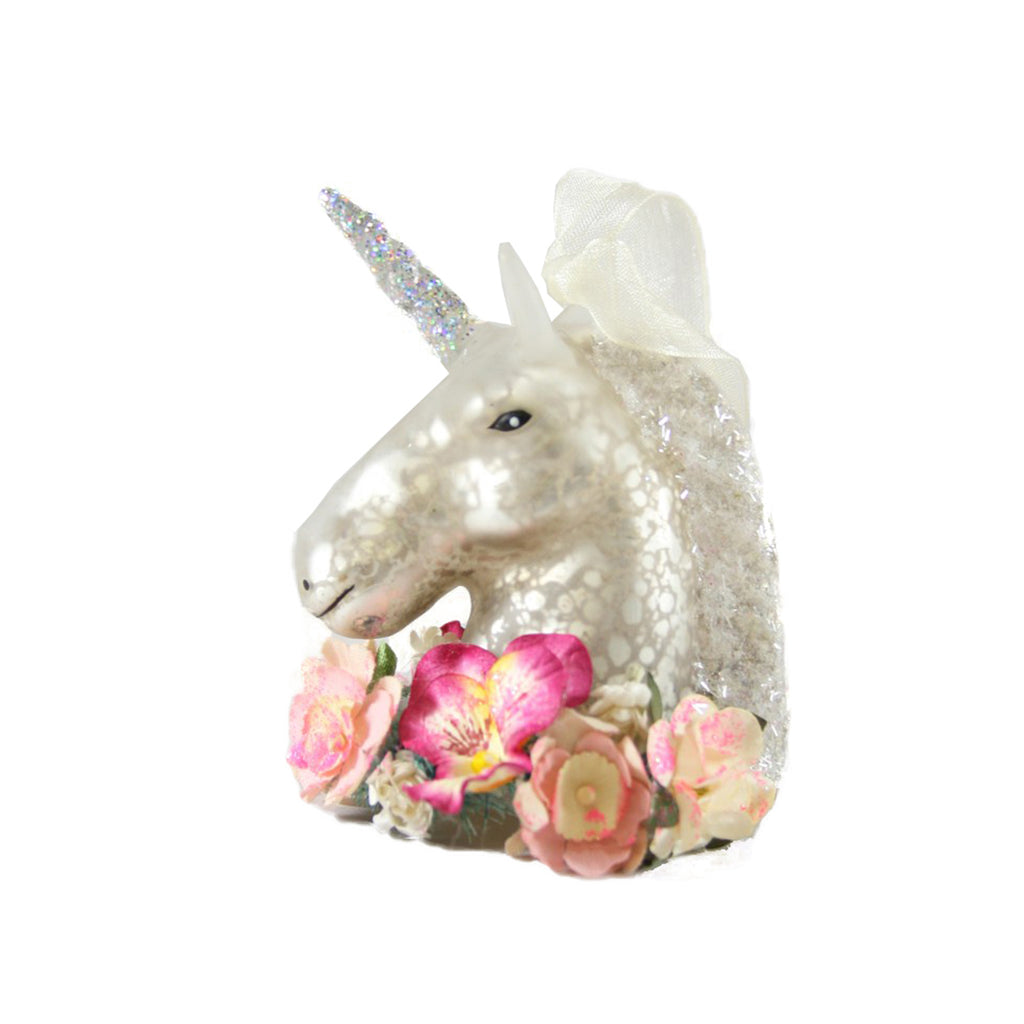 Electric Meadow Unicorn Decoration