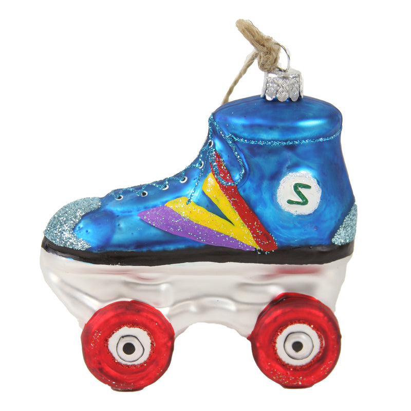 Rollerskate Decoration