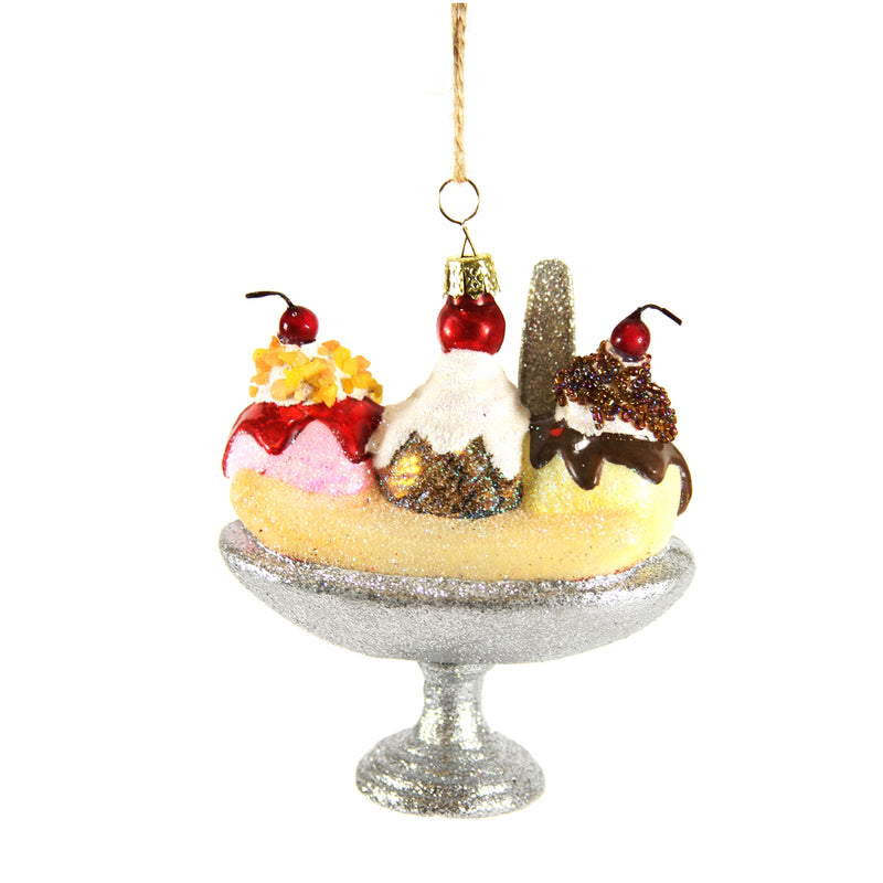 Banana Split Decoration