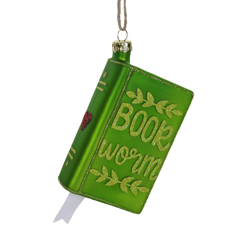 Book Worm Decoration