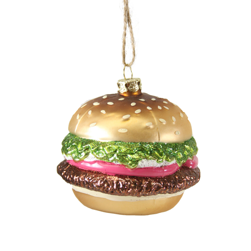 Hamburger Decoration