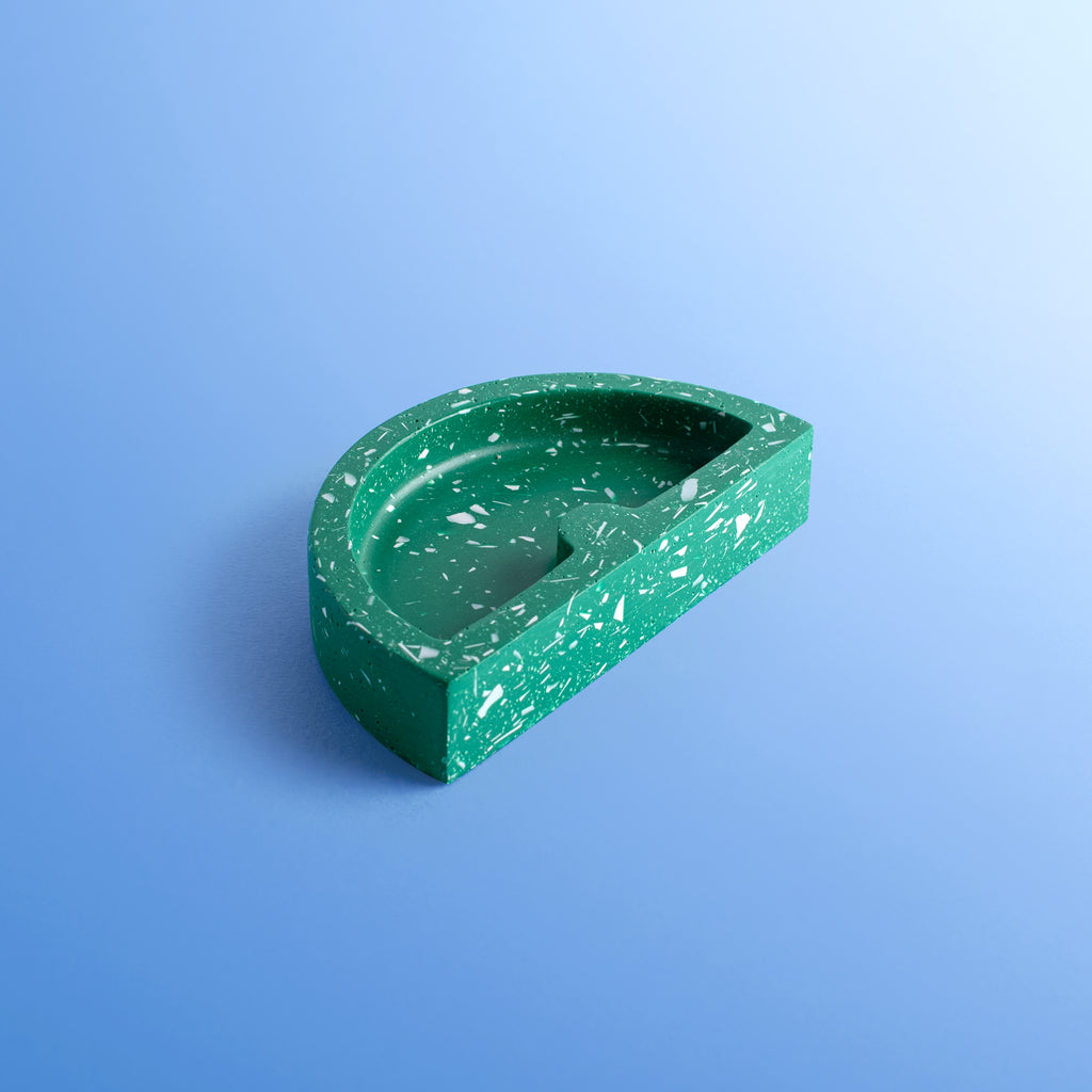 Trinket Tray - Green
