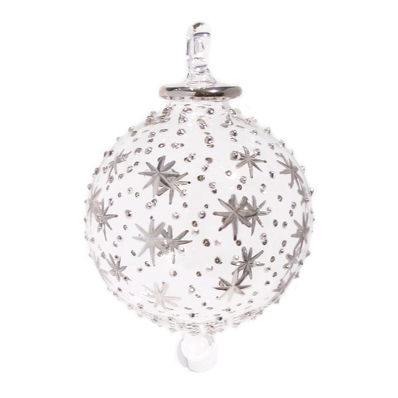 Heaven Bauble in Silver