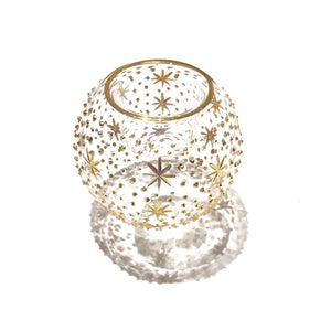 Heaven Votive in Gold