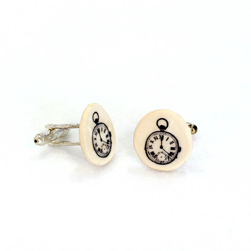 Pocket Watch Cufflinks
