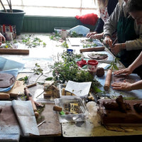 Snowdrop Tile Workshop - 22nd February 2020