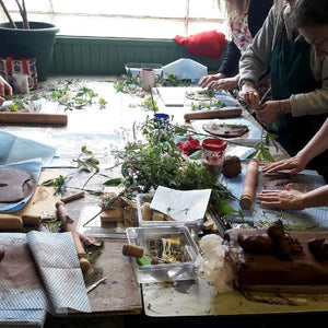 Botanical Tile Workshop - 6th July 2019