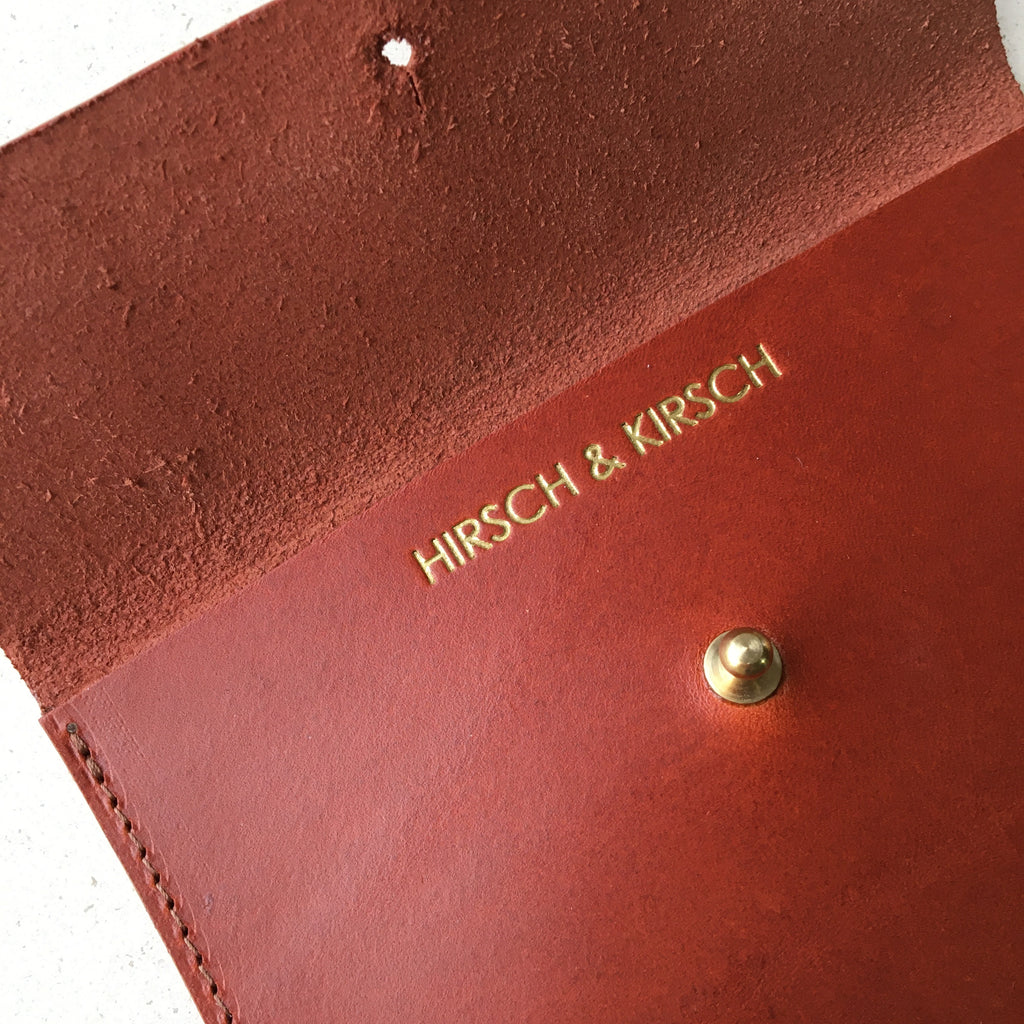 Small Pouch - Brown