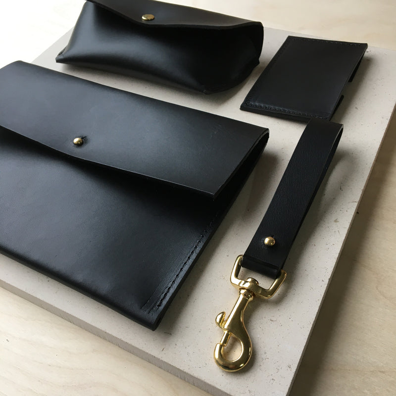 Large Pouch - Black