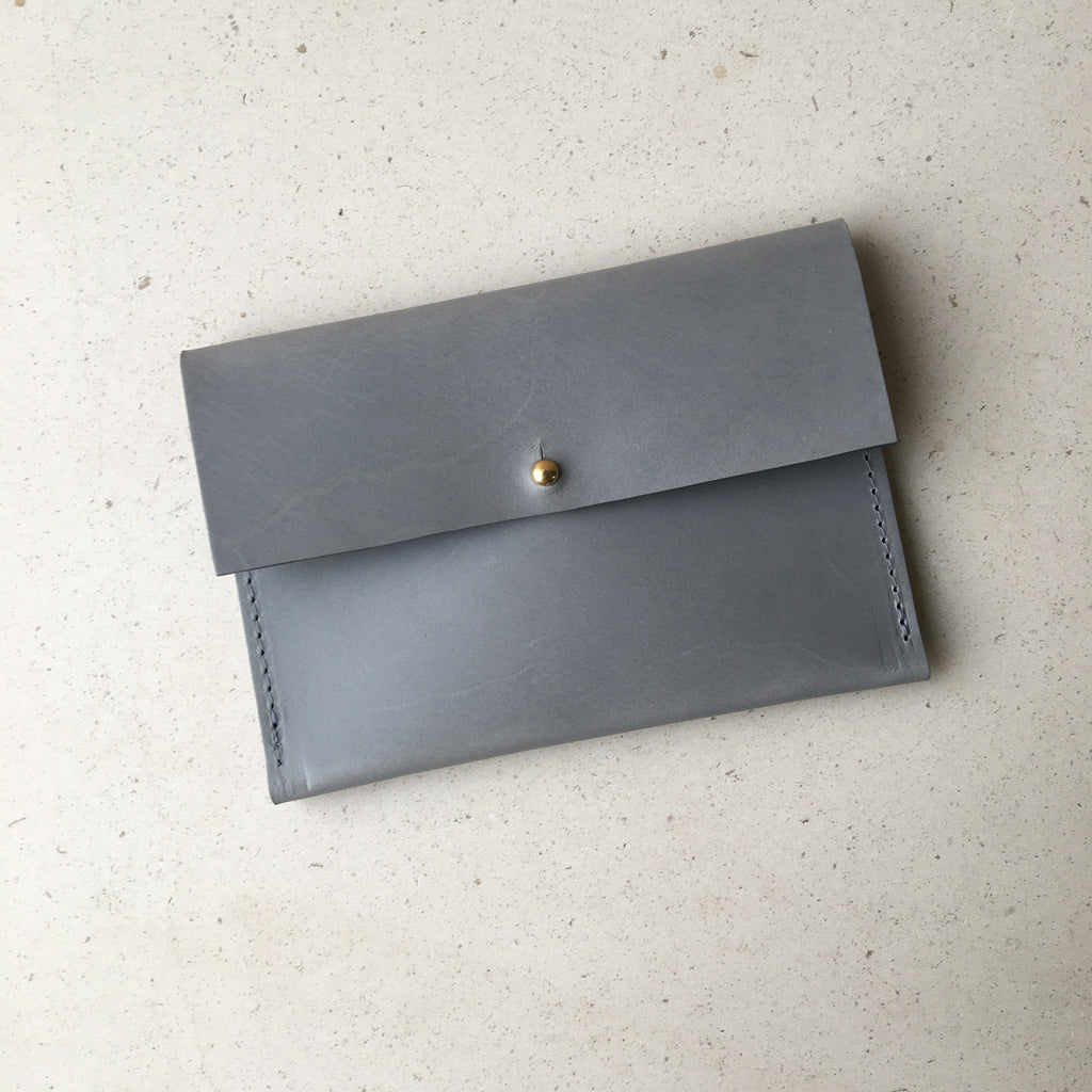 Small Pouch - Grey