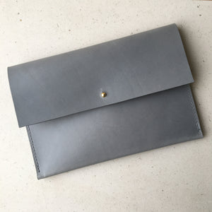 Large Pouch - Grey