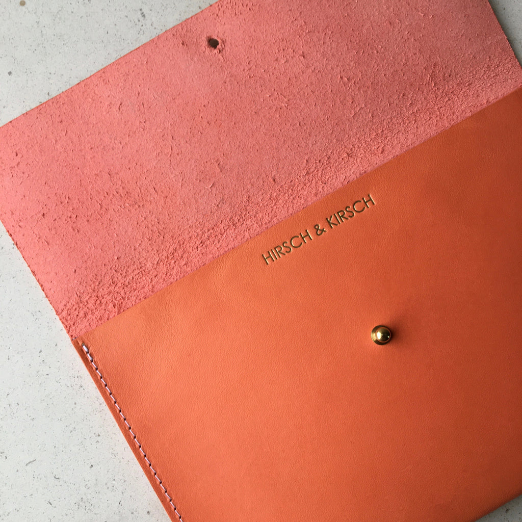 Large Pouch - Orange