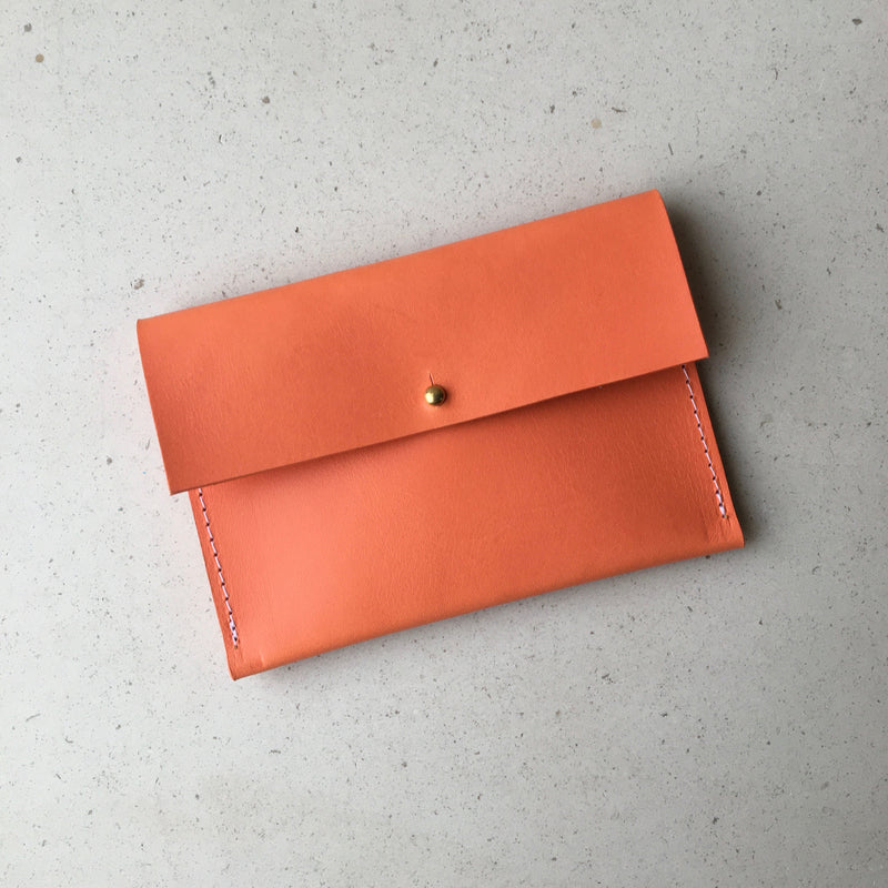 Small Pouch - Orange