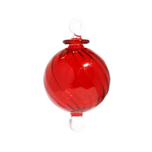 Jewel Bauble in Red, Small