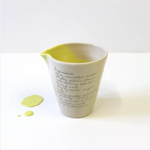 Handheld Jug - Lemon Yellow