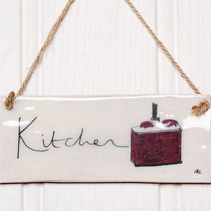 Hanging Kitchen Sign