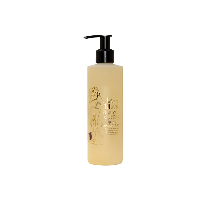 Hand & Body Wash with Black Pomegranate