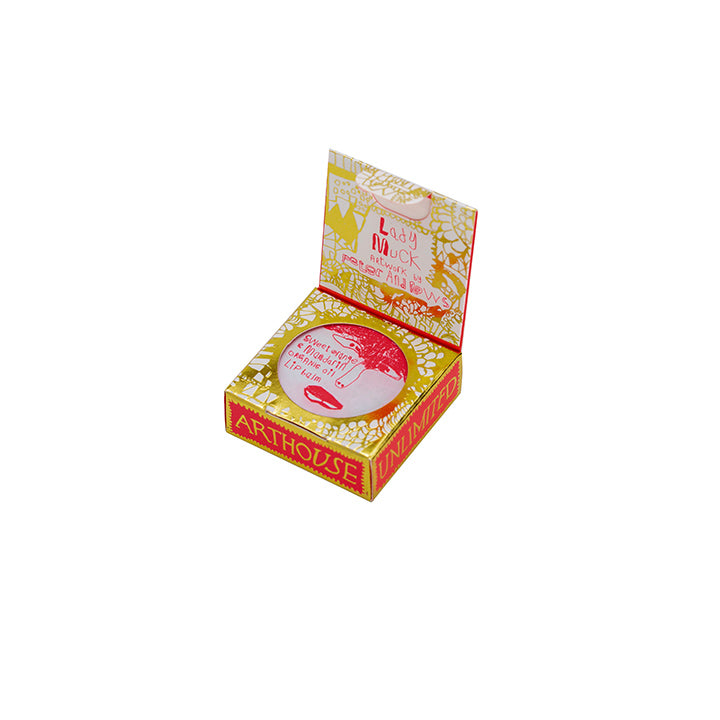 Lady Muck Organic Lip Balm – Sweet Orange & Mandarin