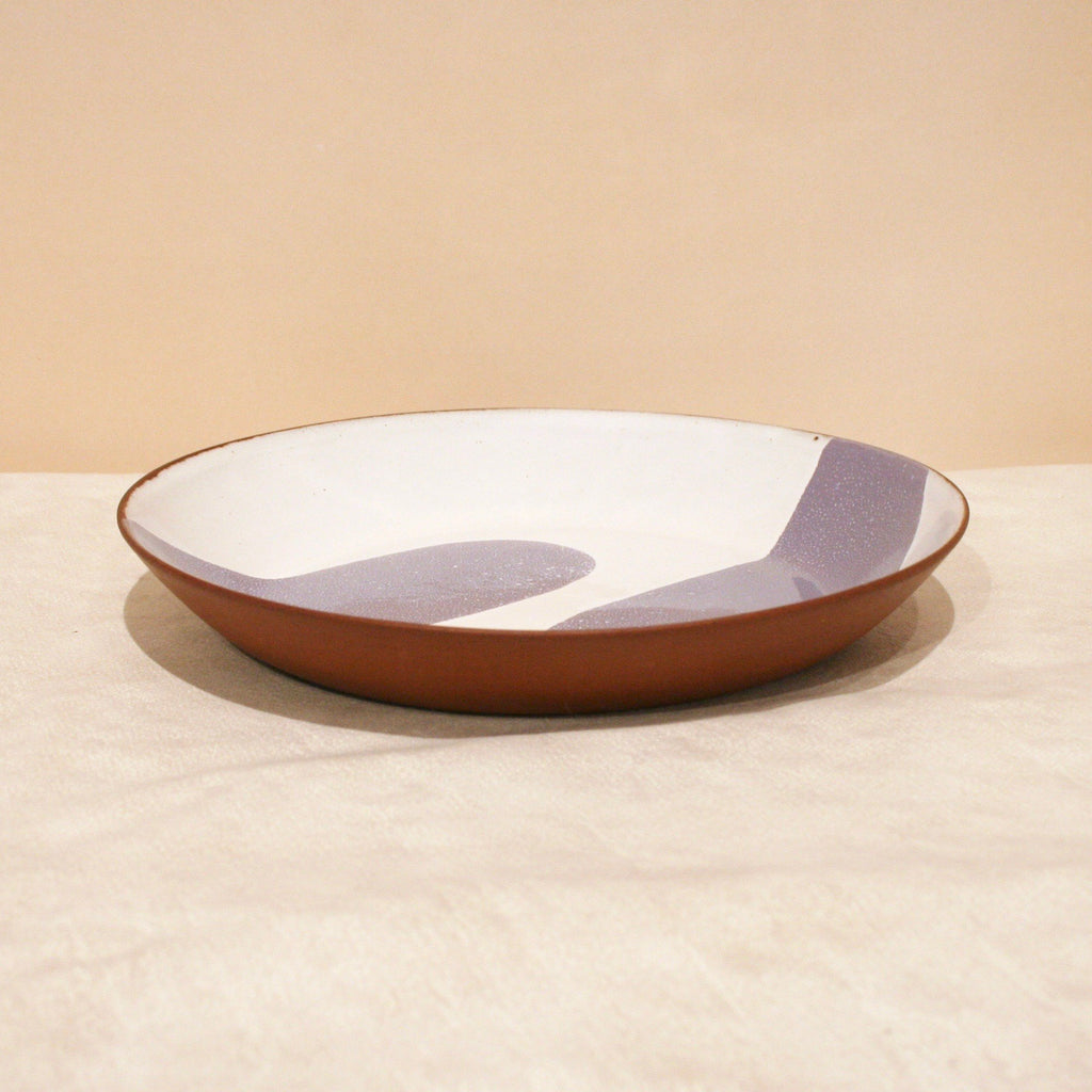 Large Bowl - Plum