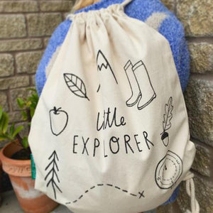 Little Explorer Kit Bag