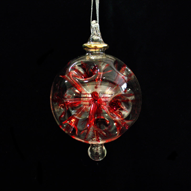 Red Fiesta Bauble