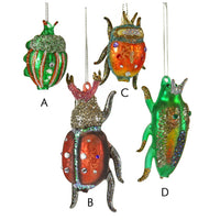 Glitter Insect Decoration