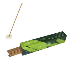 Fresh Matcha Incense