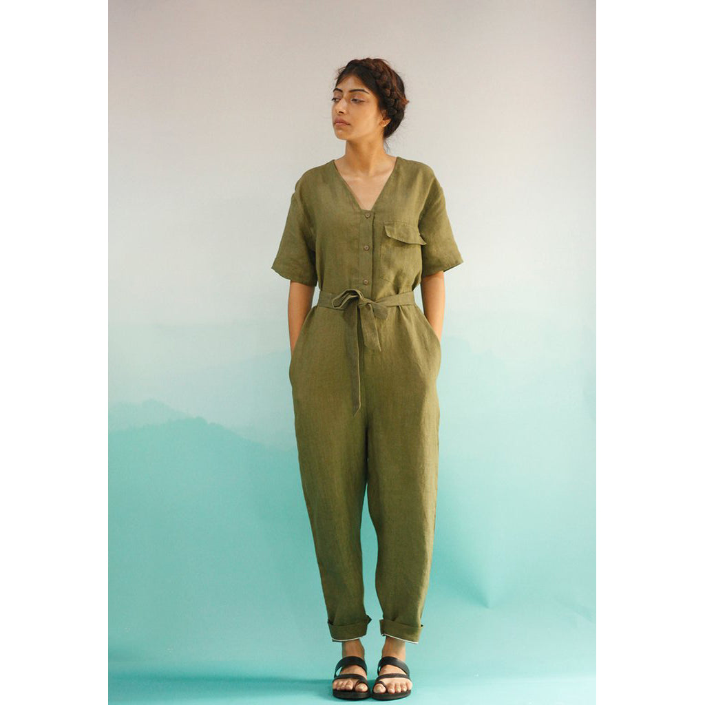 'Mechanic' Jumpsuit