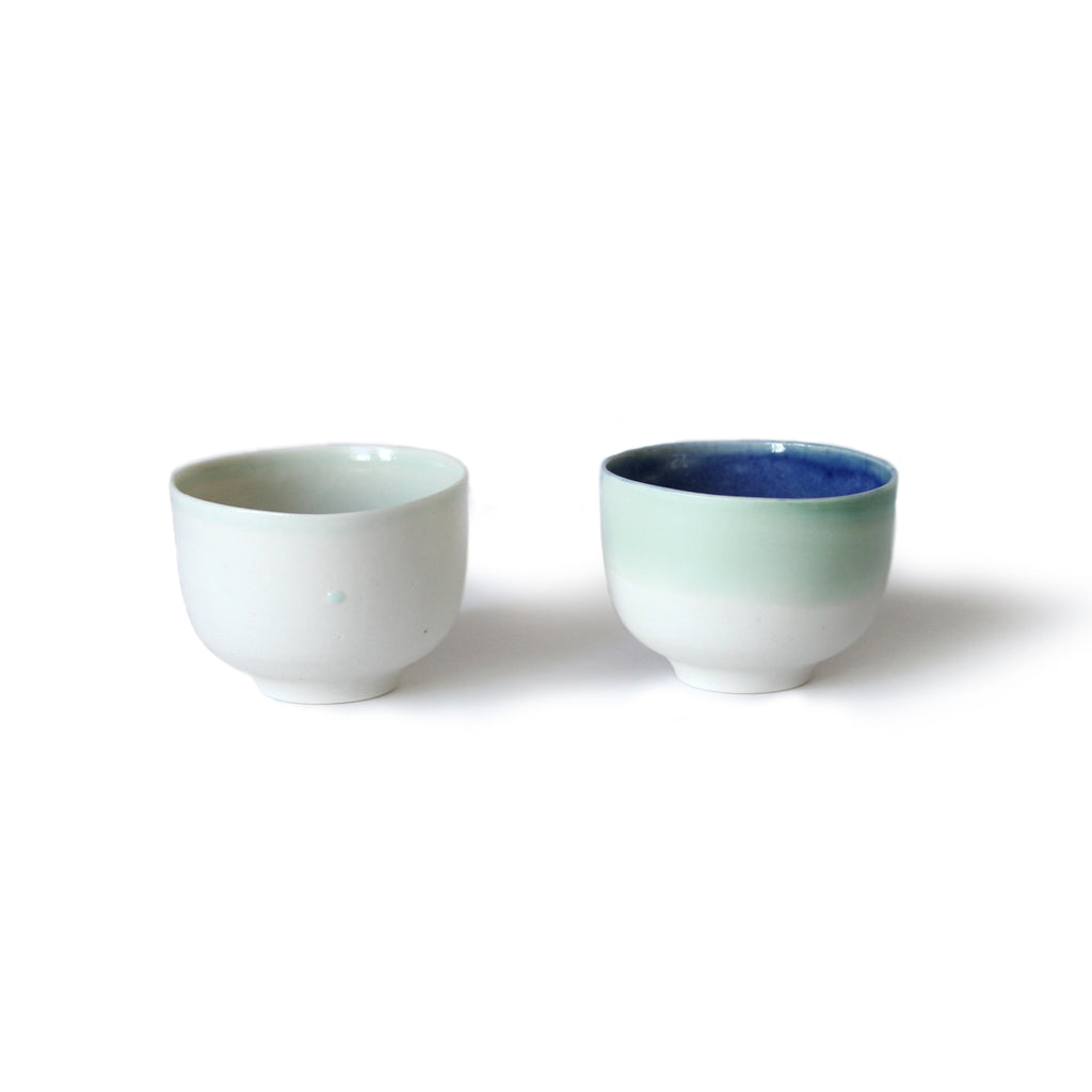 Pair of Ceramic Cups