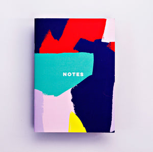 Bright Painter Notebook
