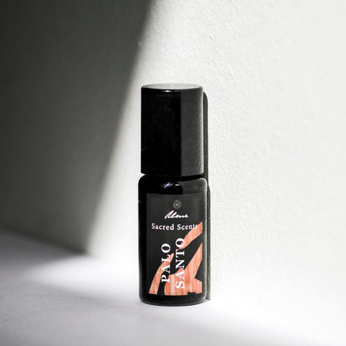 Palo Santo Natural Perfume Oil