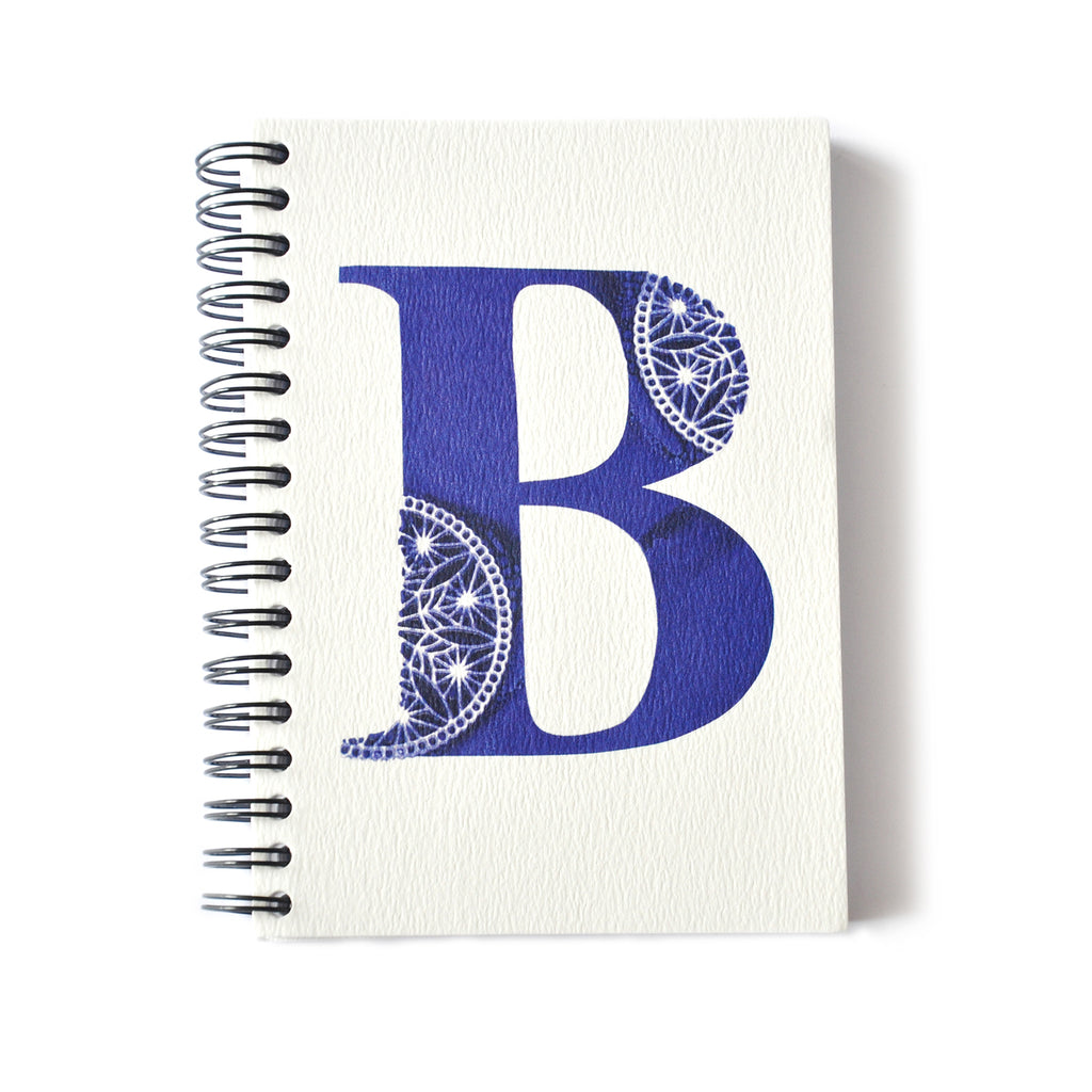 Blue Letter Notebooks