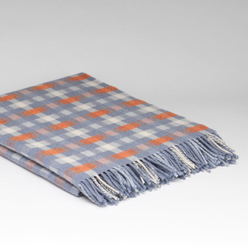Summer Sky Supersoft throw