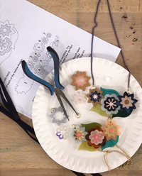 Acrylic Necklace Making Workshop - 2nd May 2020