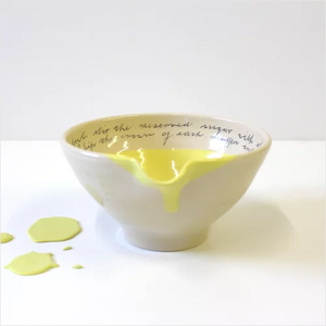 Small Bowl - Lemon Yellow