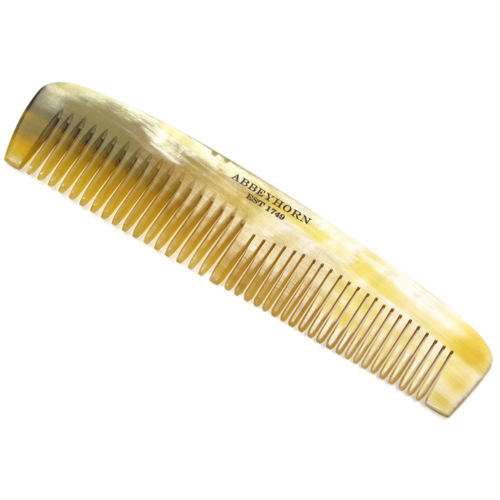 Small Double Tooth Pocket Comb
