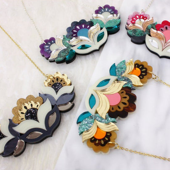 Acrylic Necklace Making Workshop - 7th Nov 2020