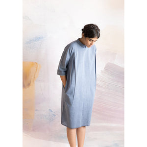'Sumar' Blue Dress