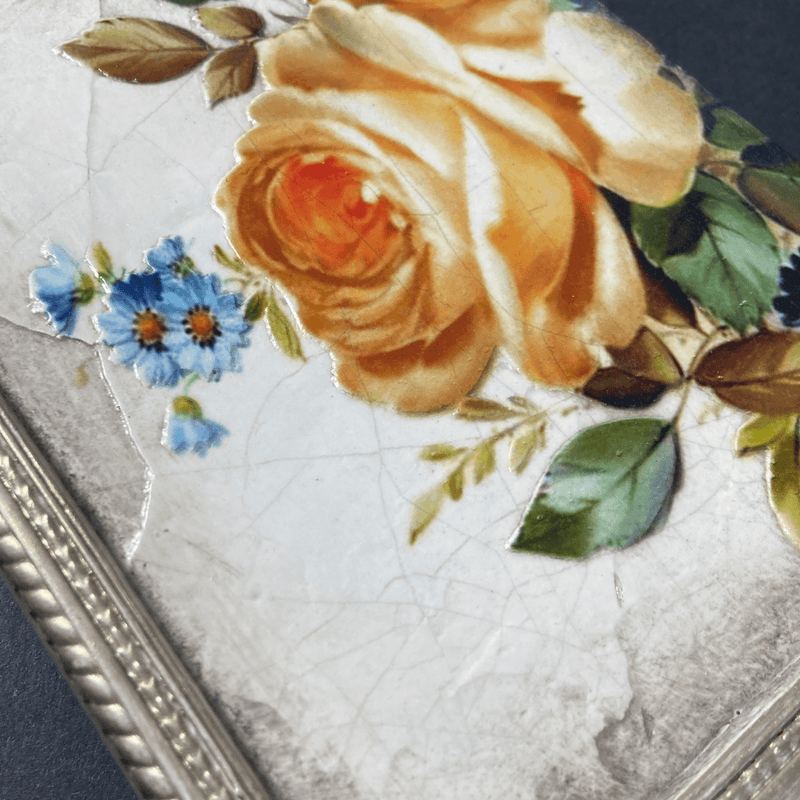 Sunset Rose T521 - Sid Dickens Memory Block
