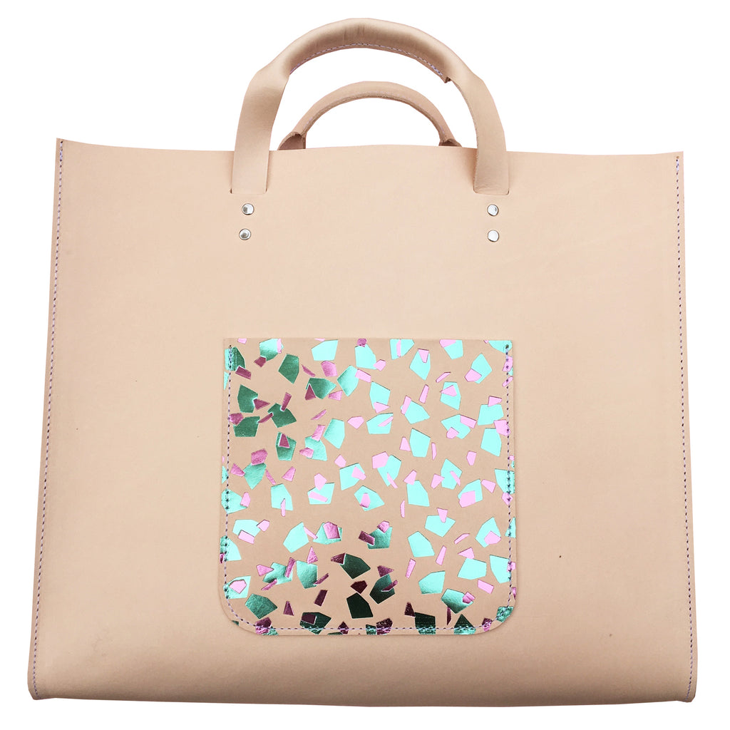 Terazzo Shopper Bag