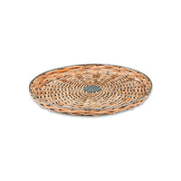 Aluna Cane Tray- Natural