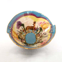 Secret Garden Turquoise Bowl - Small